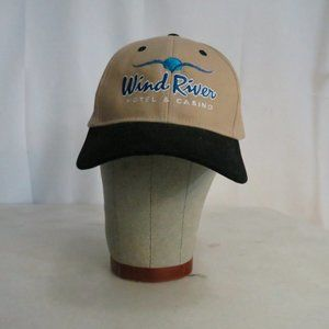 Wind River Hotel & Casino Hat Ball Cap